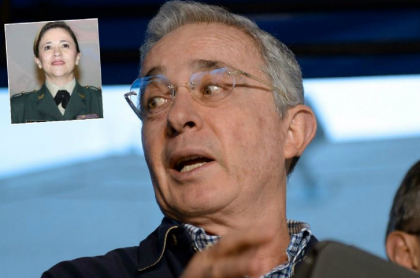 Senador Álvaro Uribe