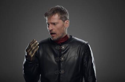 Nikolaj Coster-Waldau (Jaime Lannister  en 'Game of Thrones')