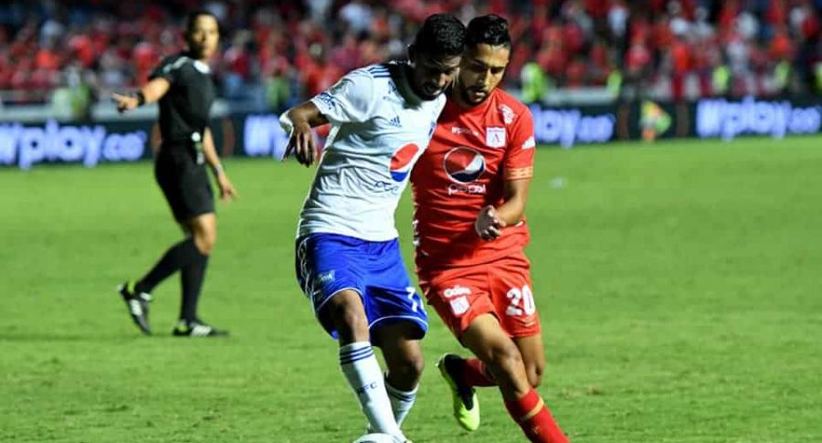 América Millonarios cuadrangulares 2019-1