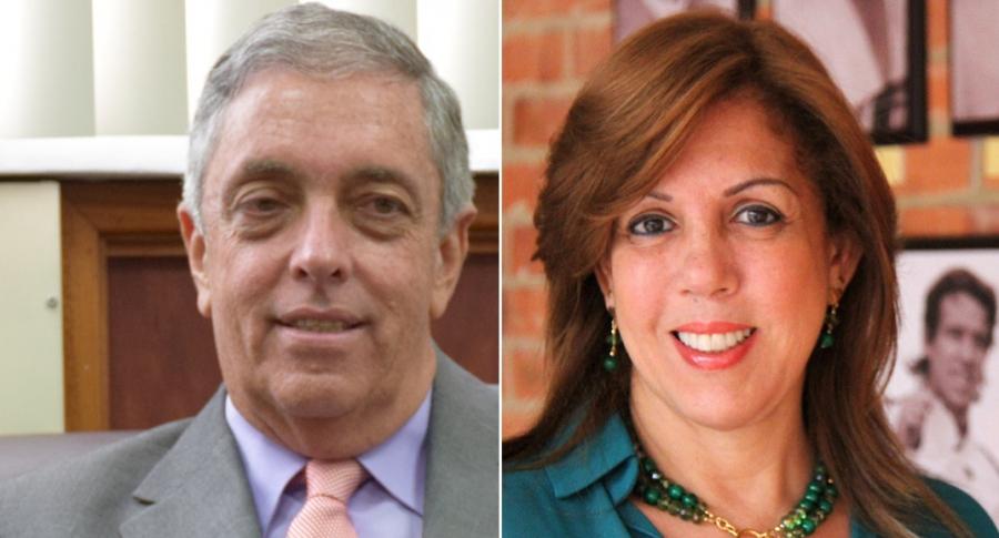 Andrés Botero y Clara Luz Roldán