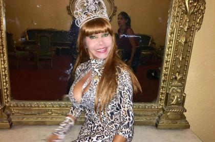'La Tigresa del Oriente', cantante.
