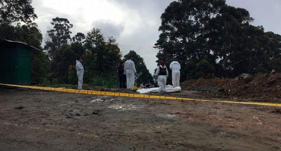 Muertos en Medellín