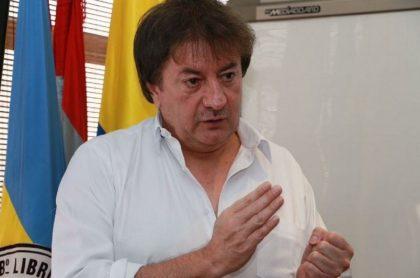 Exalcalde Hugo Orlando Arévalo