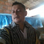 Daniel Rojas, líder indígena del Cauca