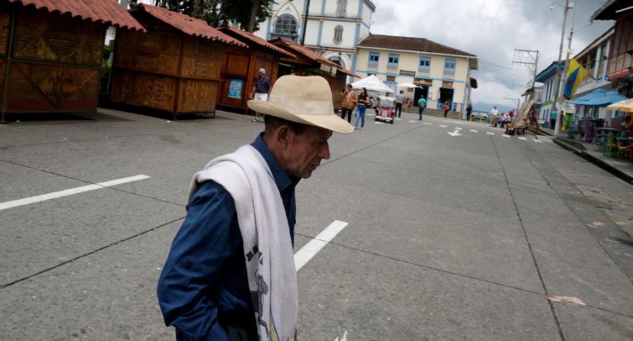 Anciano Antioquia