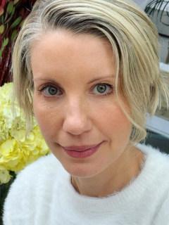 Claudia Gurisatti, periodista.