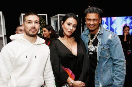 Vinny Guadagnino, Jenni 'JWOWW' Farley y Pauly D