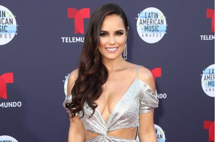 Ana Lucía Domínguez, actriz.