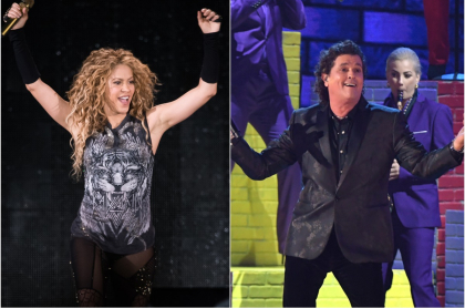 Shakira / Carlos Vives
