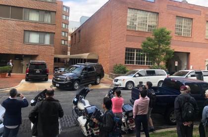 Embajada de Venezuela en EEUU