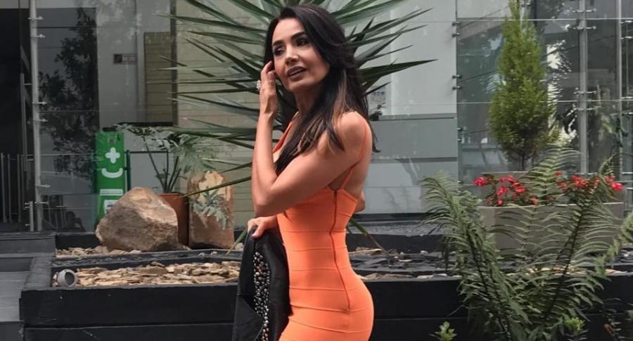 Xilena Aycardi, actriz.