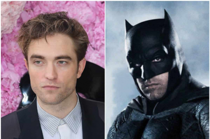 Robert Pattinson - Batman