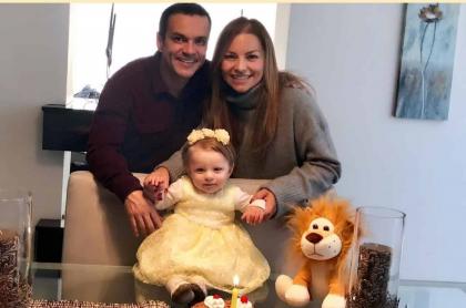 Juan Diego Alvira, Ana María Escobar y María del Mar