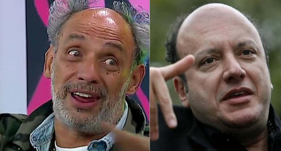 Julio Correal y Julio Sánchez Cristo