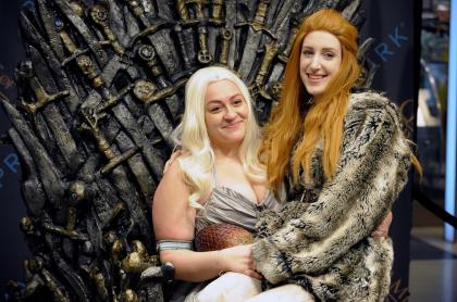 Protagonistas de 'Game of Thrones'