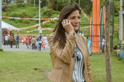 Kathy Sáenz, actriz.