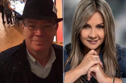 Vladdo y Vicky Dávila