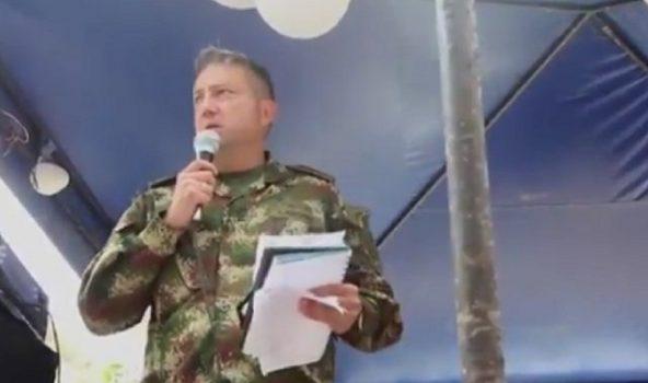 General Diego Villegas