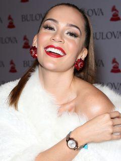 Lina Tejeiro, actriz.