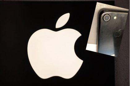 Cámara de iPhone se mueve sola