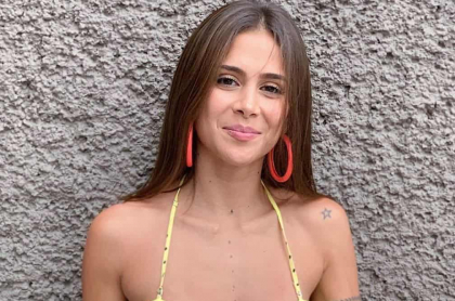 Greeicy Redón, cantante.