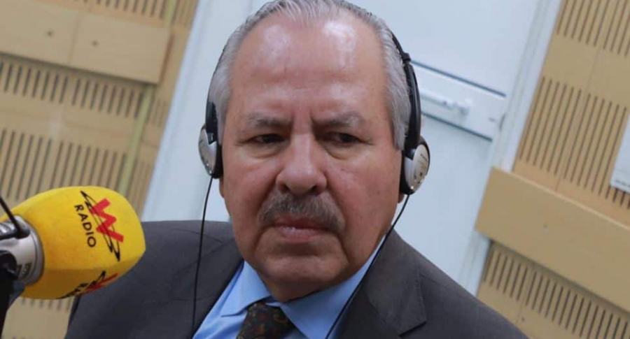 Darío Arizmendi en W Radio
