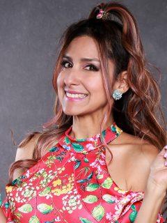 Aida Bossa, actriz.