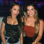 Luisa Fernanda W y Daniela Legarda