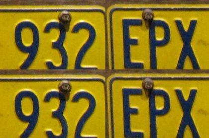 Placas-de-vehículos