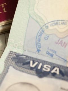 Visa americana