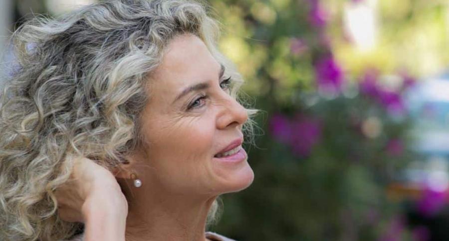 Margarita Rosa de Francisco, presentadora y actriz.