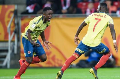 Selección Colombia Sub-20