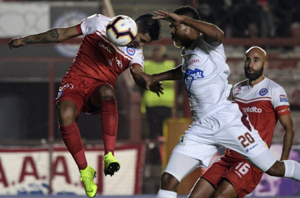 Argentinos Juniors vs. Tolima