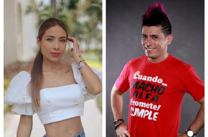 Luisa Fernanda W y El man es Germán