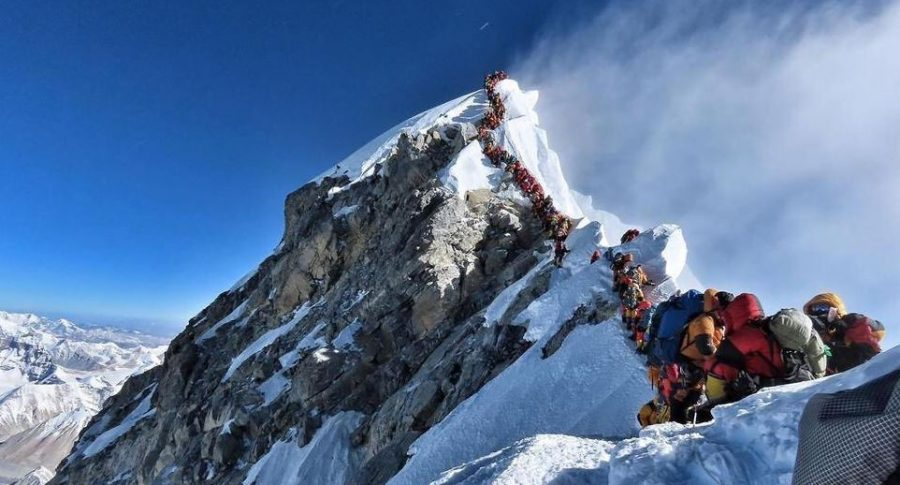 Ascenso al Everest