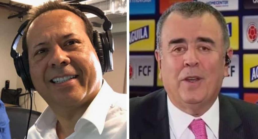 Javier Fernández y Javier Hernández Bonnet