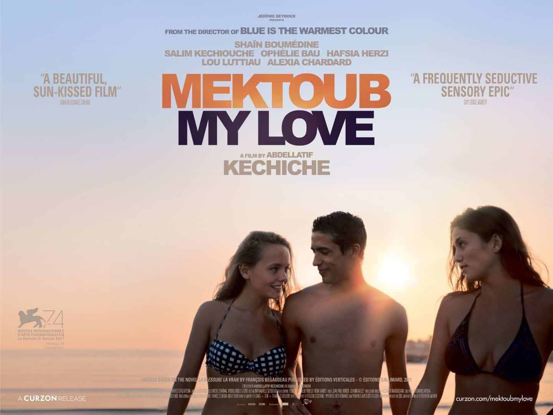 Mektoub My Love Intermezzo La Pelicula Casi Porno Que