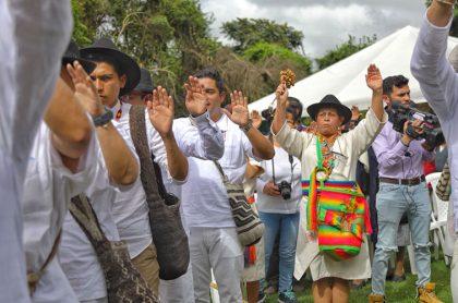 Indígenas de Cota, Cundinamarca