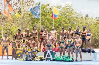 Participantes del 'Desafío' 2019.