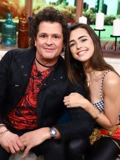 Carlos Vives y Lucy Vives
