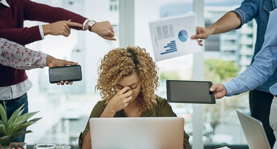 Burnout o desgaste laboral