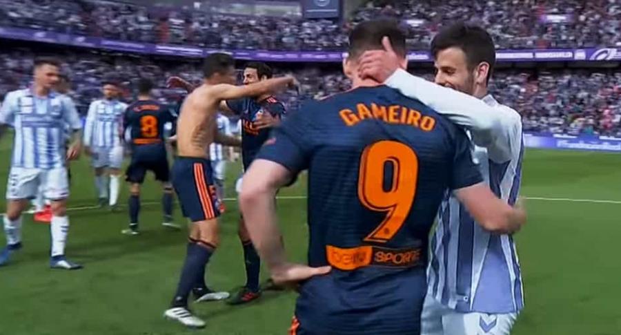 Valladolid vs. Valencia