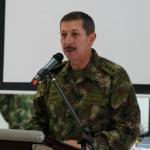 General Nicacio Martínez, comandante del Ejército