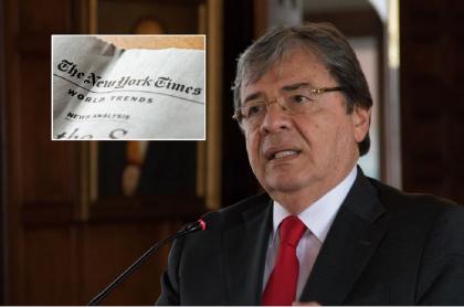 NYT y Carlos Holmes Trujillo
