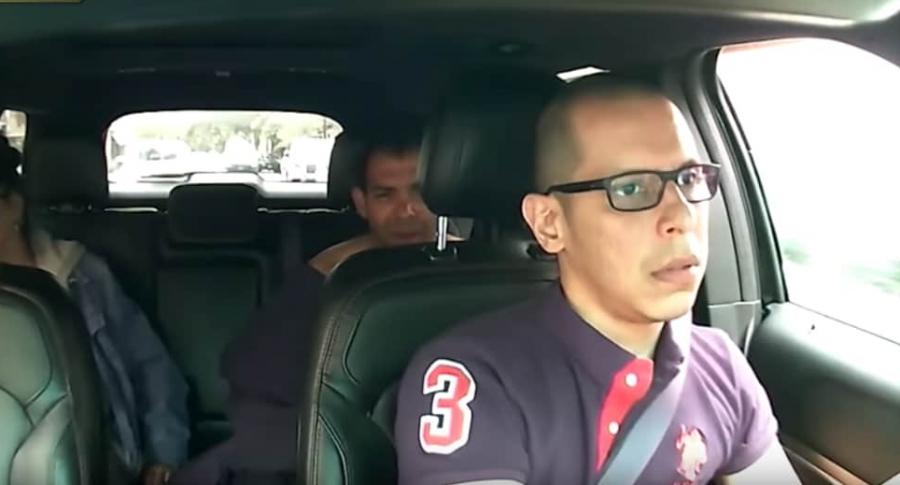 Taxista agredido por pasajero, en EE. UU.