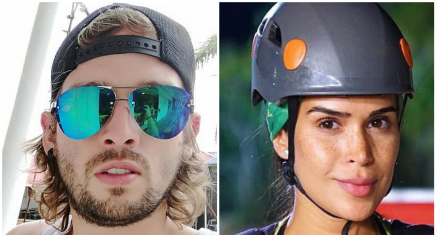 Andrés Fierro y Natali Ortiz