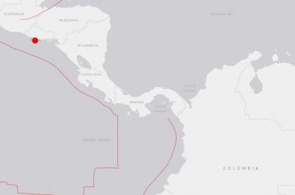 Terremoto en El Salvador