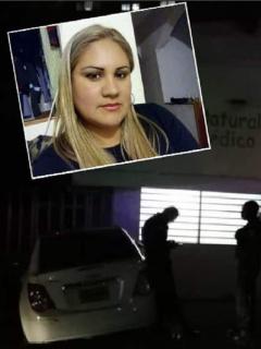 Mujer muerta en Medellín