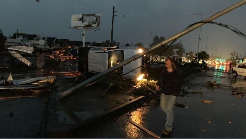 Chile Tornado