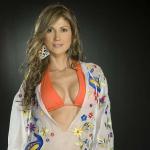 Lina Marulanda, modelo.